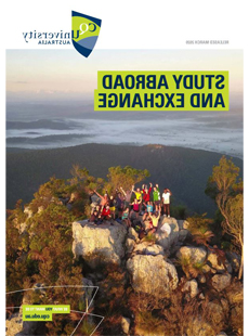 Study Abroad and Exchange cover